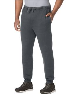 2 Hanes Men's 1901 Heritage Fleece Jogger Pants with Pockets