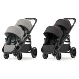 Baby Jogger 2018 City Select LUX Double Stroller Pram with 2
