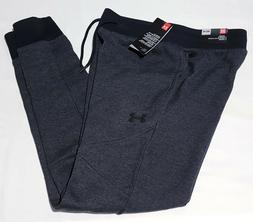 $65 Under Armour Medium Unstoppable Double Knit Joggers Grey