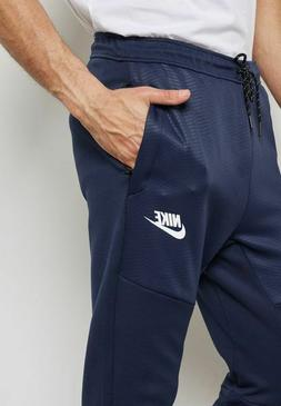 Nike Advance 15 Men's Hybrid Pants S Blue White AV15 Joggers