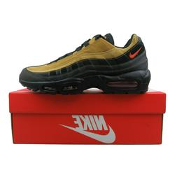 Nike Air Max 95 Essential Black Cosmic Clay Athletic Shoes 8
