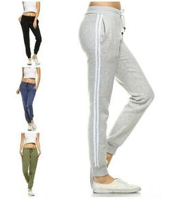 White Mark Amazingly Soft Summer Time Jogger Pants For Women