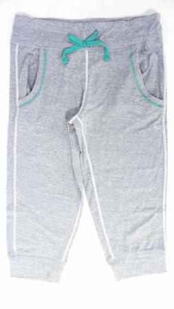 Vigoss Athletic Jogger Girls size 12 Stretch Gym Grey Colore
