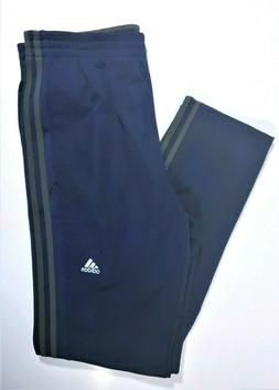 Adidas Athletic Joggers Track Sweatpants Mens Large Navy Blu