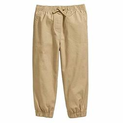 Baby Toddler Boys 2t-5t Ripstop Cargo Pants Joggers