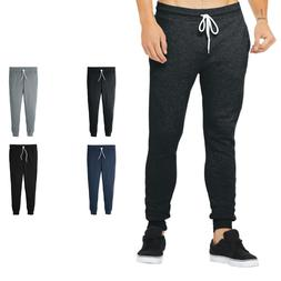 BELLA + CANVAS Unisex Jogger Sweatpants Running Gym Workout