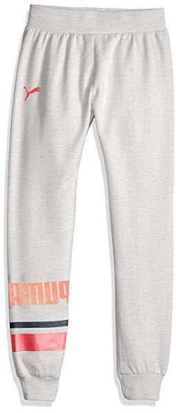 big girls fleece joggers