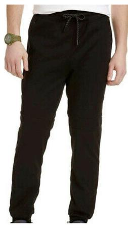 Southpole Big Tall Active Tech Fleece Black Joggers Sweatpan