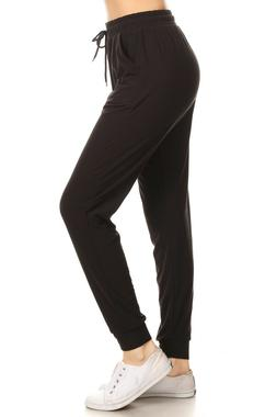 Black Amazing Buttery Soft Joggers Pick Your Size S-M-L-XL