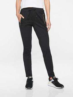 Athleta Black Hilltop Jogger extra large tall NWT | Wicking