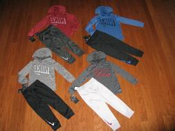 boys 2 pc hoodie and jogger pants