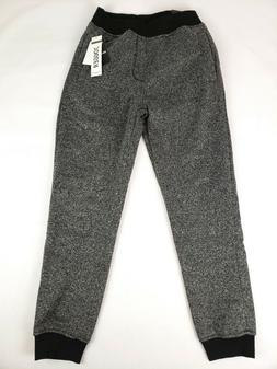 boys big jogger fleece pants in basic