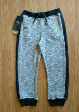 LEE Boys Pants Size 6 Jogger Pull On Blue Sport Series NEW N