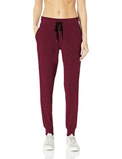 Amazon Essentials Women's Brushed Tech Stretch Jogger Pant,