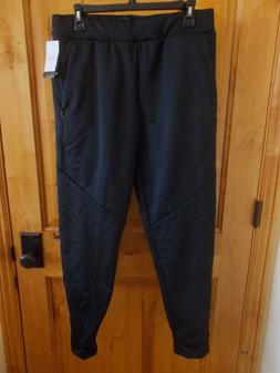 CHAMPION C9 BLACK M BRUSHED BACK TECH FLEECE JOGGER PANTS FI