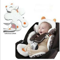 car seat cushion head support baby cover