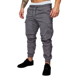 MJARTORIA Casual <font><b>Men</b></font> Pants Hip Hop Jogge
