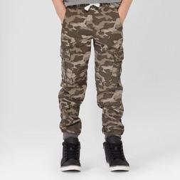 Cat and Jack Pull On Jogger Camouflage Pants Size Large 12/1