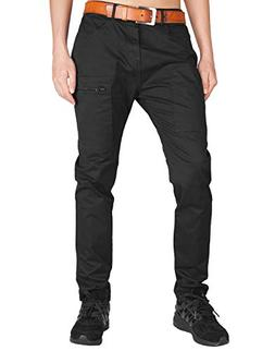 ITALY MORN Men's Chino Casual Pants Fashion-Forward Stretch