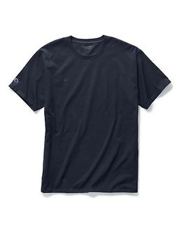 Champion Men's Classic Jersey Tee Navy 3X
