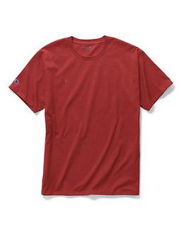 Champion Men's Classic Jersey Tee Scarlet M