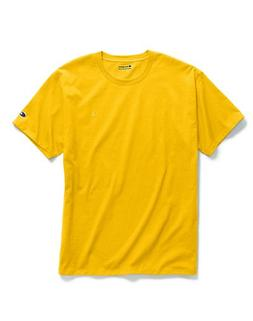 Champion Men's Classic Jersey Tee Team Gold XL