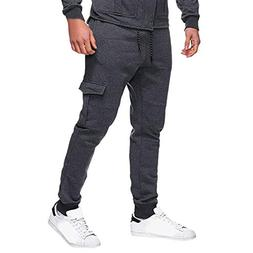 SMALLE ◕‿◕ Trousers for Men, Sweatpants Slacks Casual