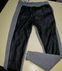 bx Clothing Company Super Soft Warm Fleece Pants size M Gray