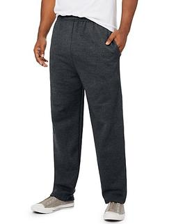 Hanes ComfortSoft3; EcoSmart Men's Fleece Sweatpants Slate H