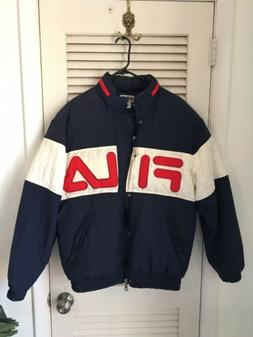 Fila down jacket men's size Medium,with Large joggers-90's