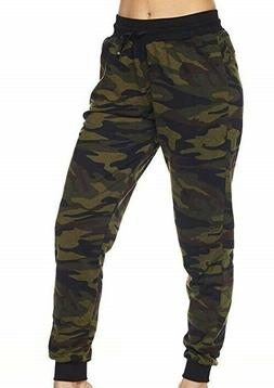 Fashionable Camo Joggers for Women