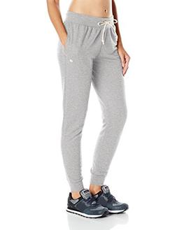 Champion Women's French Terry Jogger Pants Oxford Grey Heath