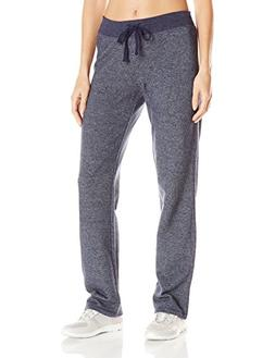 Hanes Women's French Terry Pant Navy Heather S