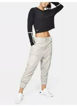 Under Armour Generation Twill Supply Joggers Sweatpants Wome