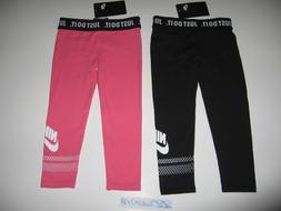 NIKE GIRLS  ATHLETIC JOGGERS WITH SWOOSH SIZE 2T/3T/4T  NWT