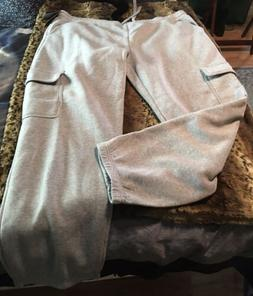 Grey 6XB SP Activewear Jogger Sweatpants Southpole Fleece Pa