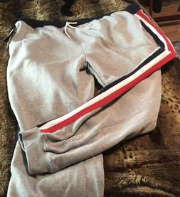 Grey & Stripes 6XB Activewear Jogger Sweatpants Southpole Fl