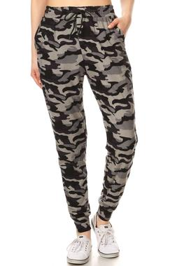 Grey Camo Amazing Buttery Soft Joggers Pick Your Size S-M-L-