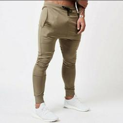 Gyms Joggers Quick-drying Skinny Mens  Pants Fitness Workout