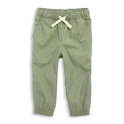 The Children's Place Baby Boys Jogger Pants, Olive Press, 18