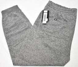 Southpole Jogger Pants Men's Fleece Sweatpants Marled Grey B