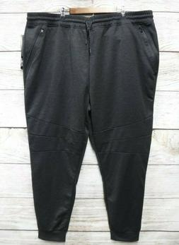 Southpole Joggers Mens Size 6XB Grey Tech Fleece Slim Fit Jo
