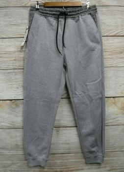Southpole Joggers Mens Size Large Marled Grey Skinny Sweat J