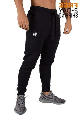 Youngla Joggers Pants For Men Athletic Sweatpants Gym Workou