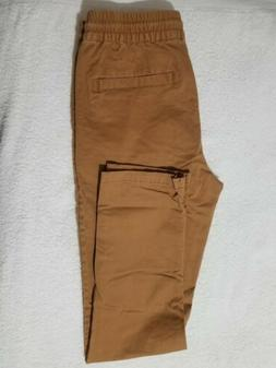 Forever 21 Joggers Pants Men's size M Brown