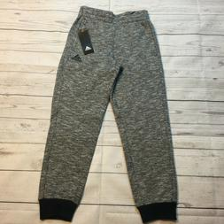 Adidas Joggers Skinny Pants Boy Athletic Soccer Track Black