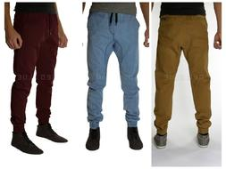 joggers trouser Jogger Pants Skinny Fit stretchy relaxed fee