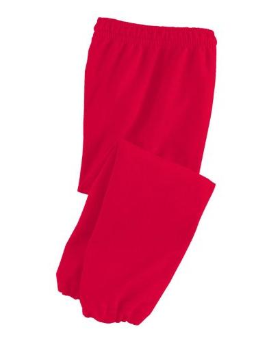 Joe's USA - Youth Soft and Cozy Sweatpants Ash. Size Youth M