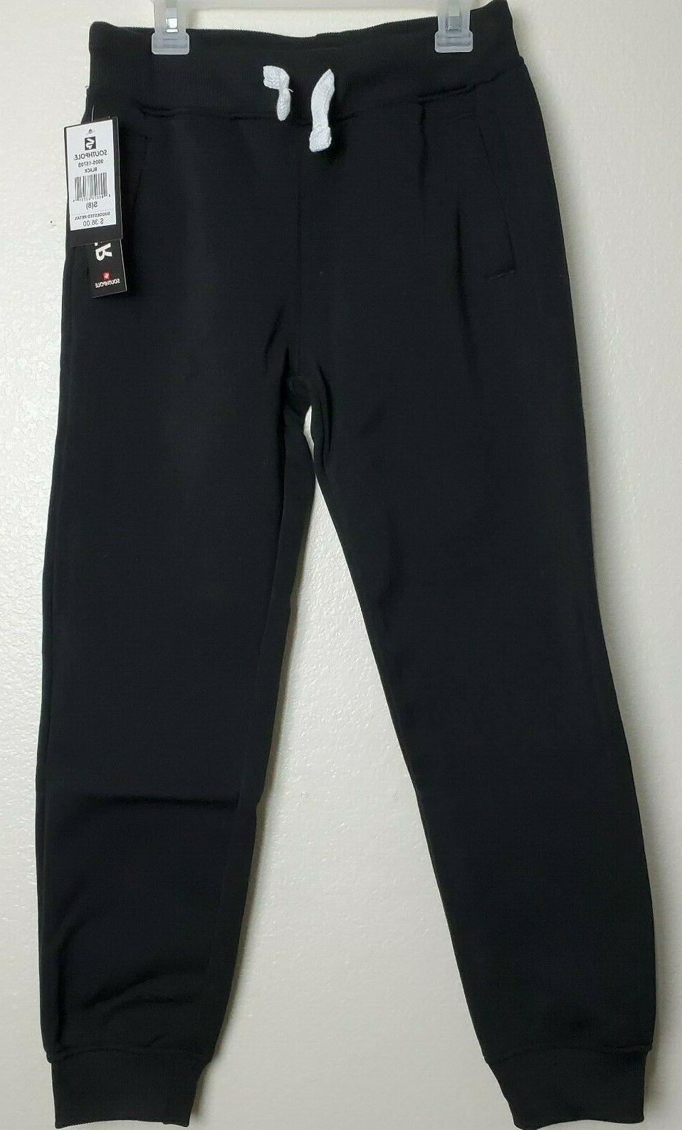 active basic jogger fleece pants