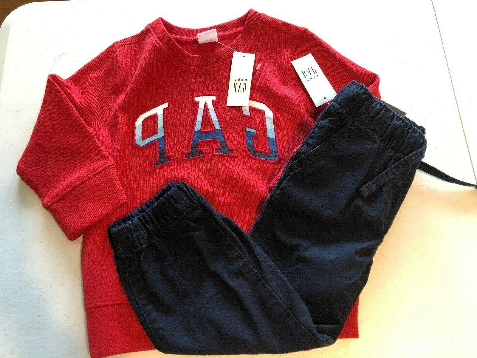 baby gap boy s 5t outfit jogger